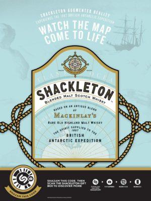 Shakleton Whisky VR Experience