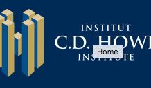 CD Howe Institute Logo