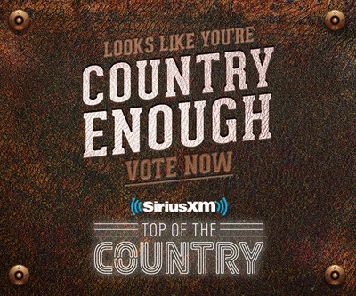1d775669053 Voting is now open for Canada to help choose the next big name in country  music (CNW Group/Sirius XM Canada Holdings Inc.)