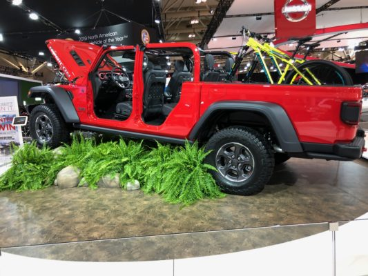 Jeep Gladiator Rubicon 2019