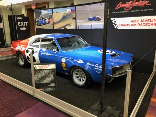 1969 AMC Javelin Race Car