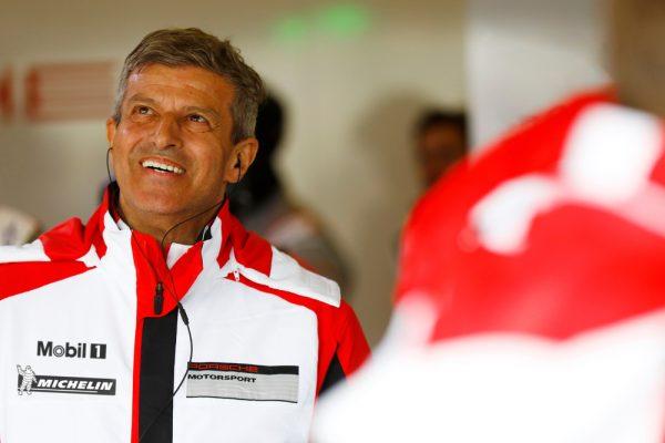 Fritz Enzinger, Vice President Porsche Motorsport