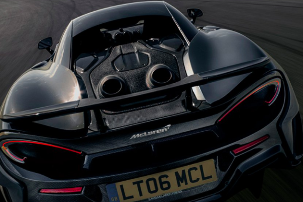 MCLAREN 600LT(Picture Courtesy: cars.mclaren.com)
