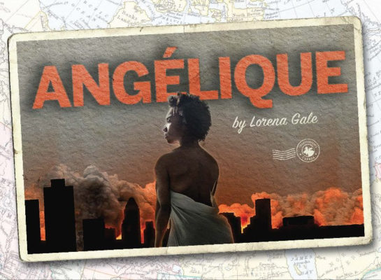 ANGÉLIQUE Written by Lorena Gale