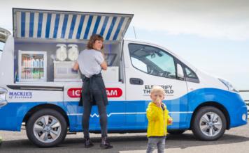 2019 06 13 Nissan Electric Ice Cream Van Story - Photo 18
