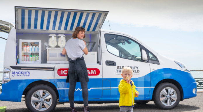 2019 06 13 Nissan Electric Ice Cream Van Story - Photo 18