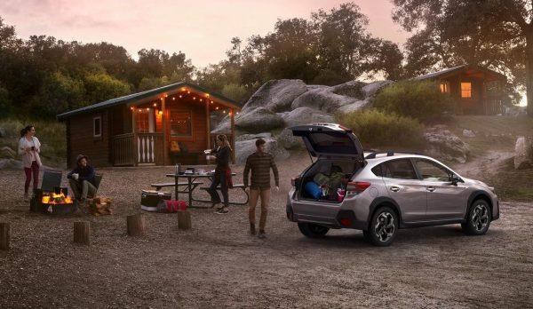 Subaru Crosstek