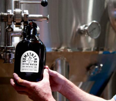 Somethinginthewater Brewery
