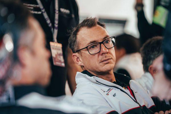 Amiel Lindesay, Head of Operations Formula E