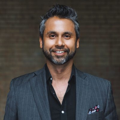 Nishaant Sangaavi, Co-Founder and CEO, EnergyX Solutions.