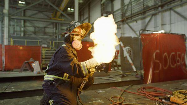 Seaspan Shipyards-Seaspan Shipyards Invests -300-000 to Engage C