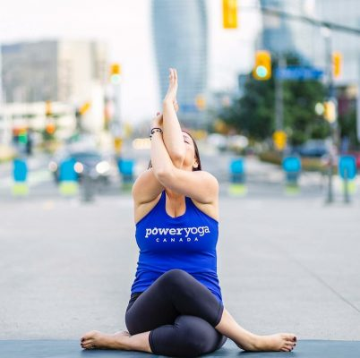 Power Yoga Canada