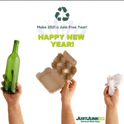 Happy New Year-Just Junk