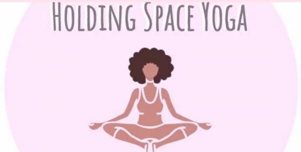 Holding Space Yoga logo
