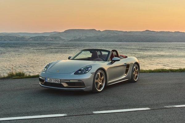 Porsche Cars Canada-Porsche marks mid-engine milestone with spec