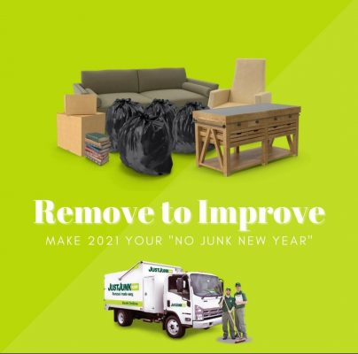 Remove to Improve-Just Junk