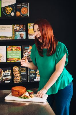 Morgan Mitchell, Founder, Green Goddess Fromagerie