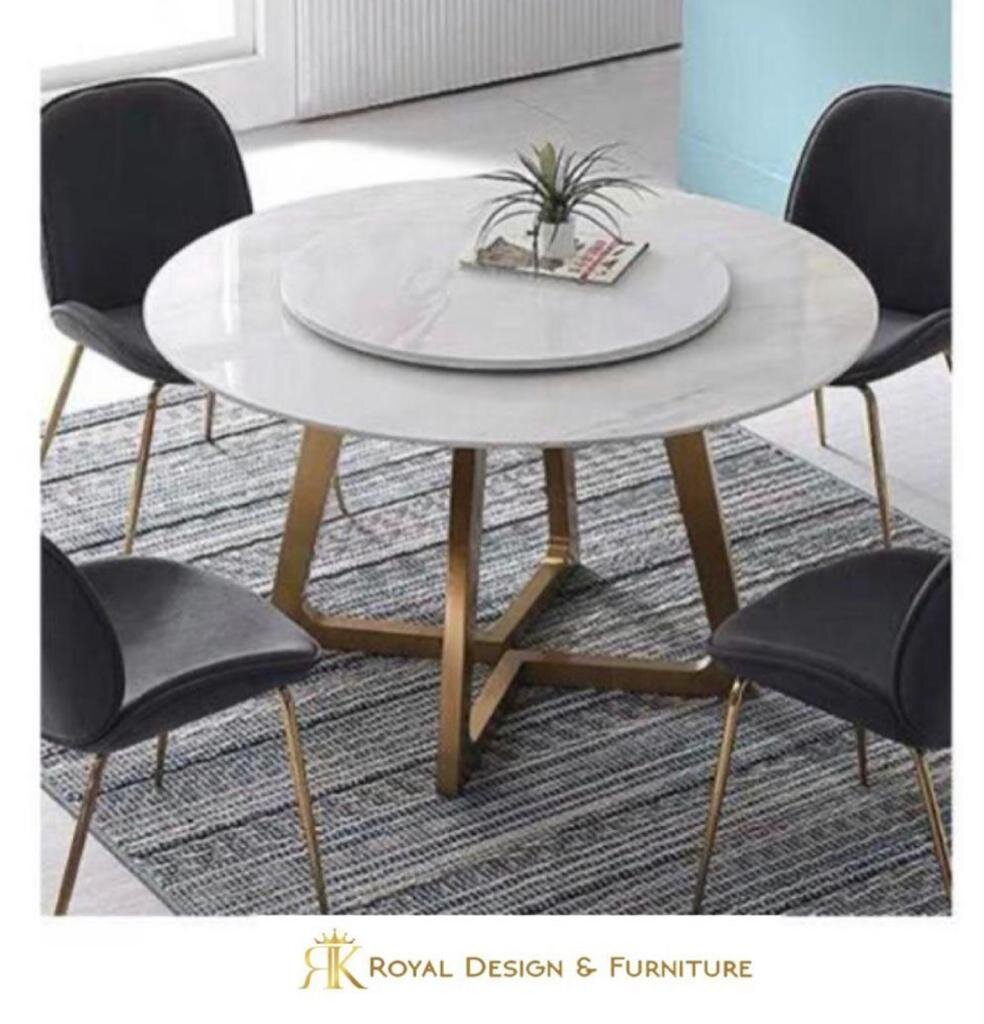 Custom Dining Table - (Picture Courtesy- Rk Furniture, Toronto)